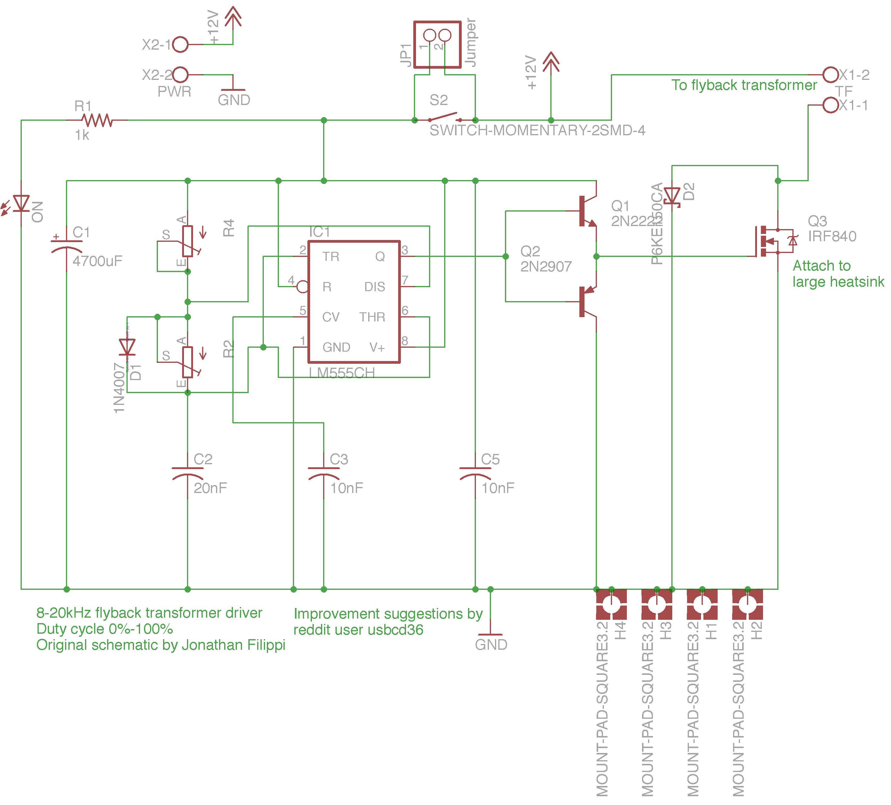 Großzügig Schaltplan Des Transformators 12v Bilder - Elektrische ...